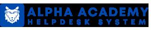 Alpha Academy HelpDesk