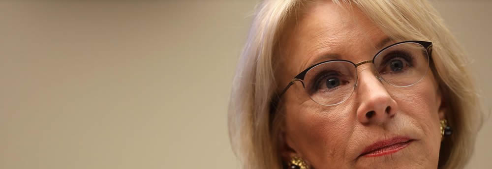 Secretary of Education Betsy Devos pushes school choice at Fayetteville roundtable