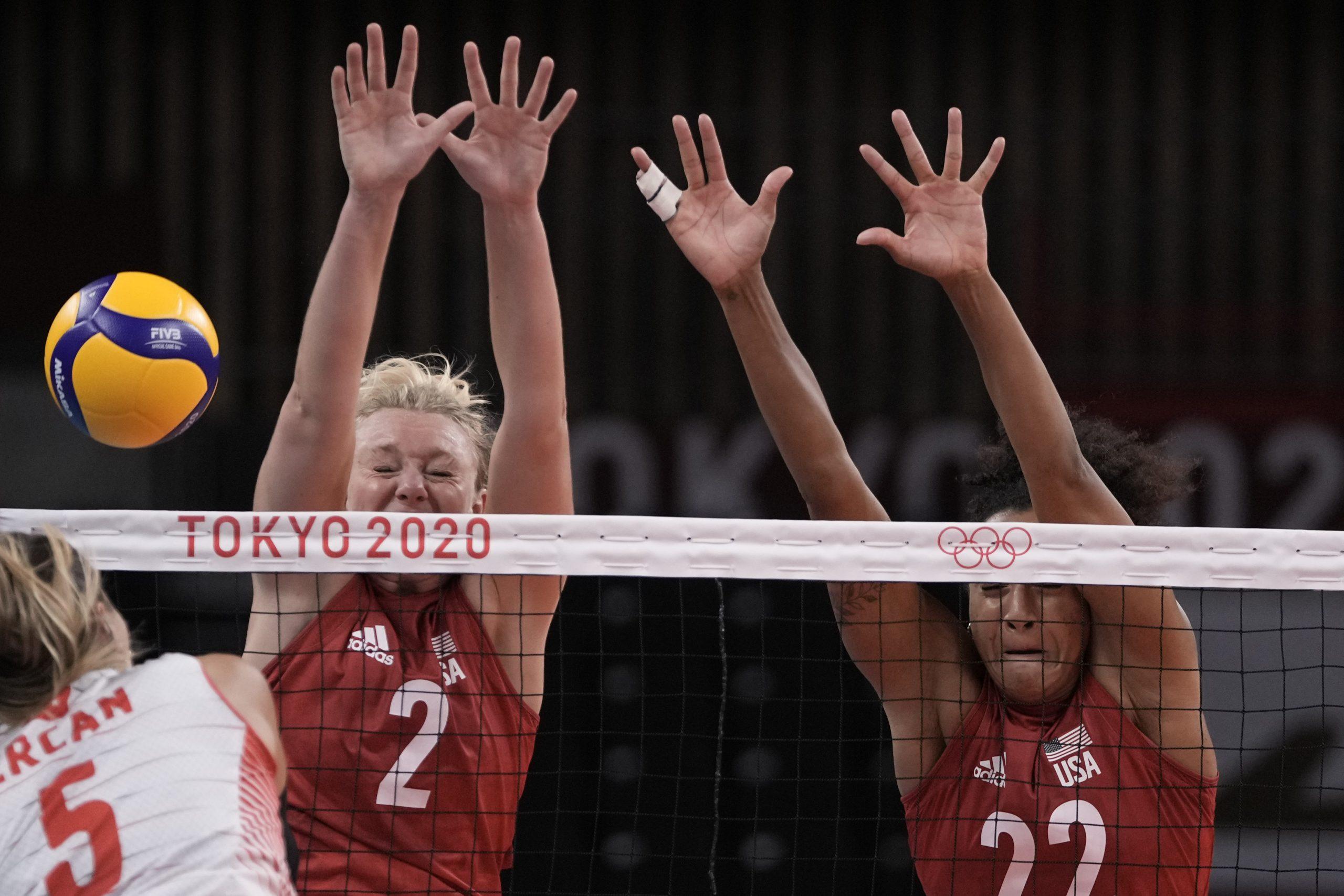 2021-2022 Girls Volleyball Schedule